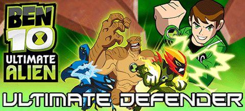 Ben 10 - Ultimate Defender