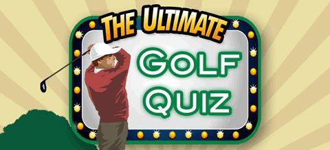 Ultimate Golf Quiz
