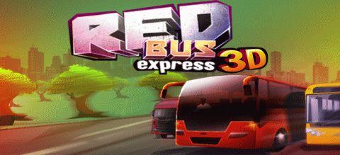 Red Bus Express 3D