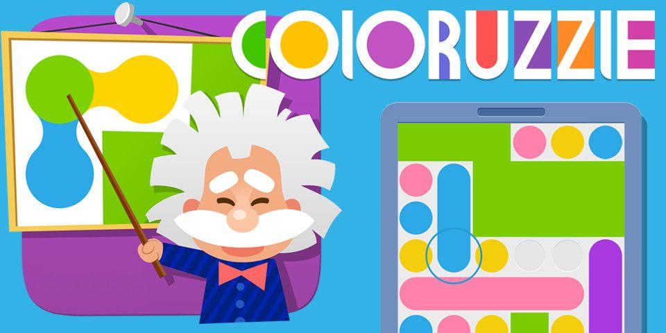 Coloruzzle : Color Puzzle!