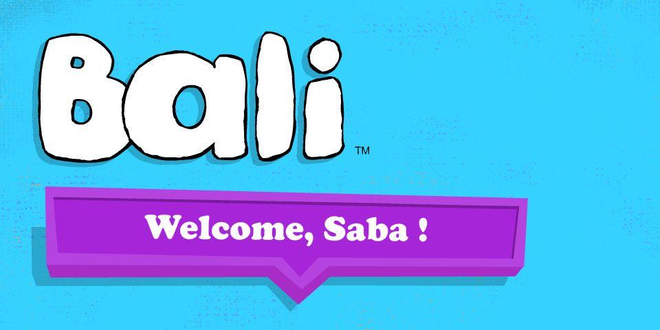 Bali: Welcome Saba