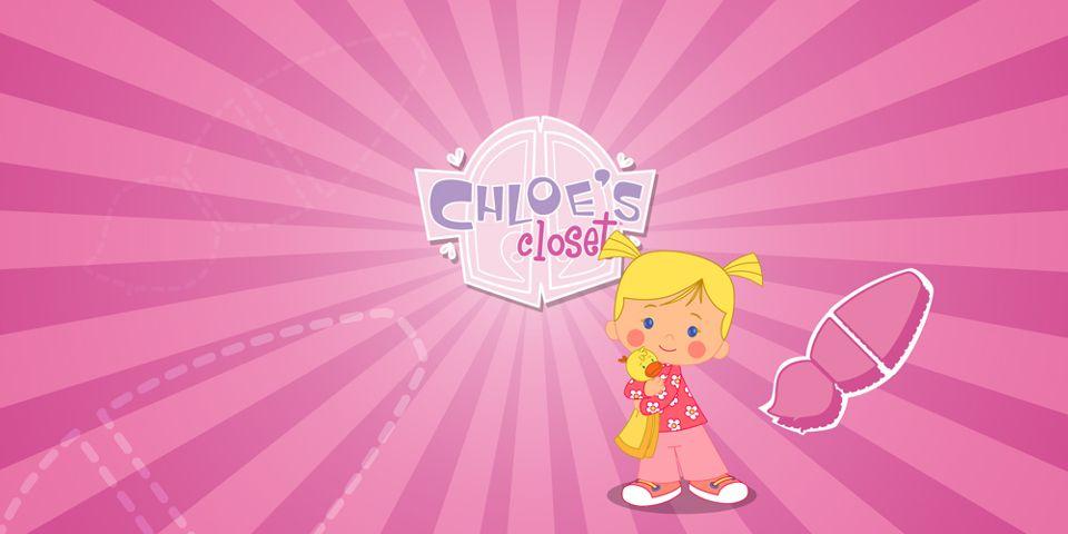 Chloe's Closet Magic Colourings
