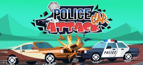 Police Car Attack