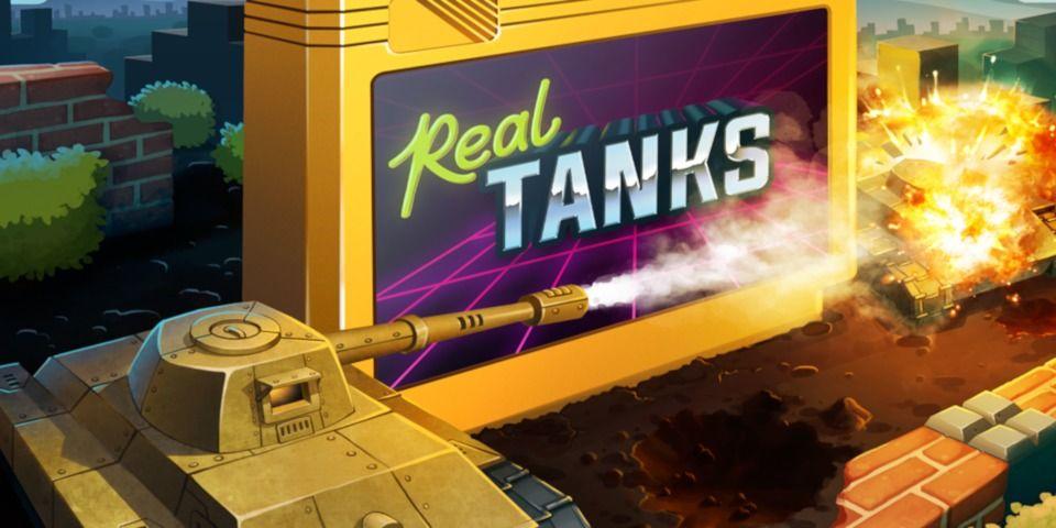 Real Tanks